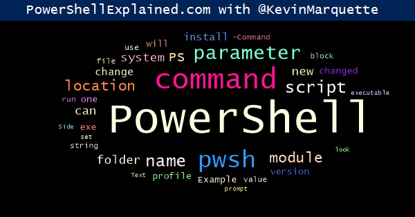 Powershell: What is pwsh exe